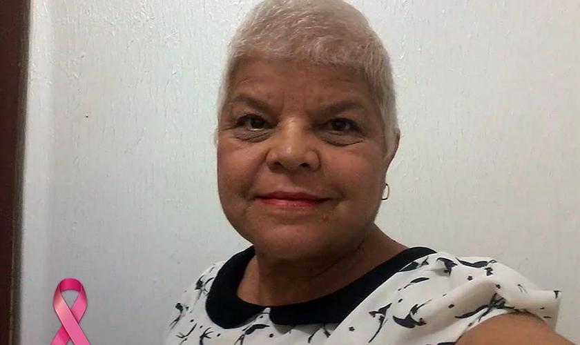 Marinélia continuou na missão e venceu sua doença. (Foto: JMN).