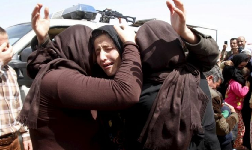 Até agora, o Estado Islâmico capturou e abusou sexualmente de pelo menos 63 mulheres na Líbia. (Foto: Reuters).