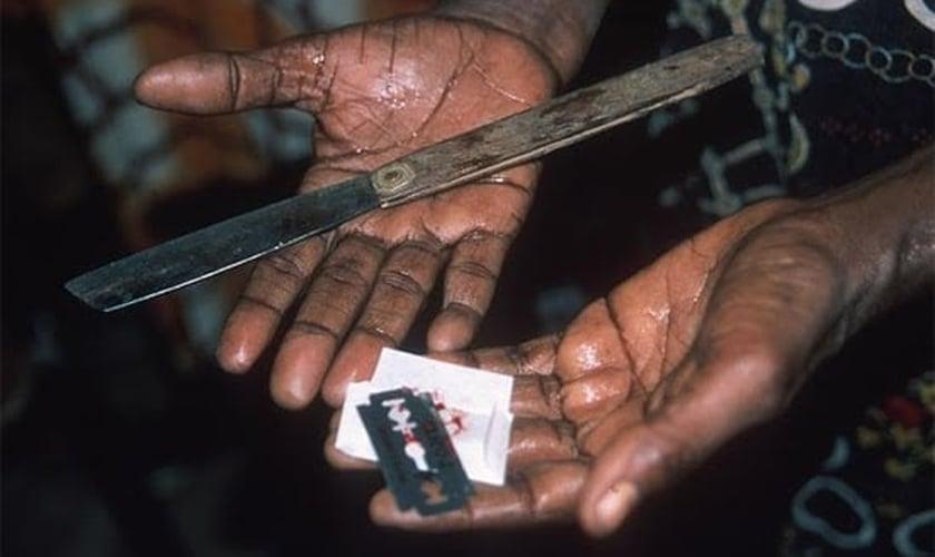 A última terça-feira (6) marcou o Dia Internacional da Tolerância Zero à Mutilação Genital Feminina. (Foto: Reprodução).