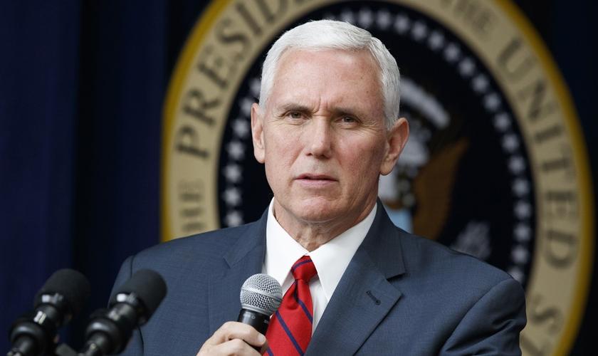 Mike Pence é o atual vice-presidente dos EUA. (Foto: Reuters)