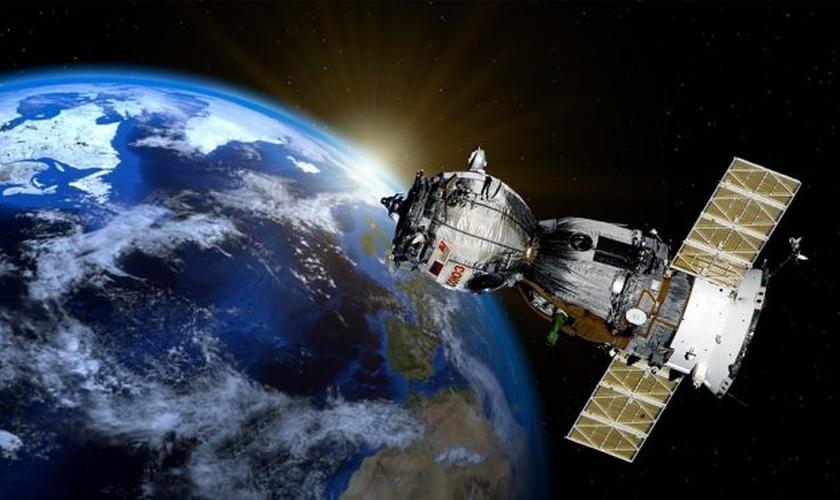 Estação Espacial. (Imagem: NEWS)