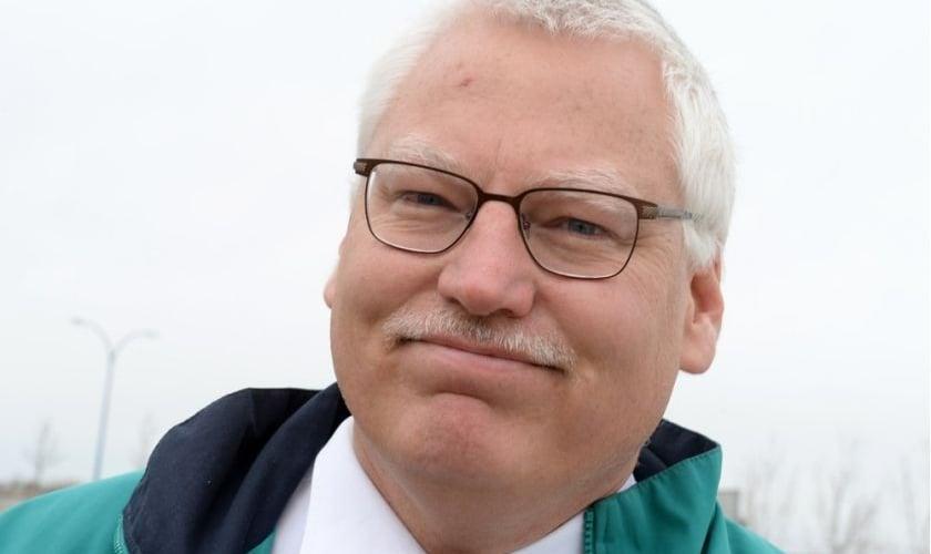 Bill Whatcott recebeu o mandado de prisão em junho deste ano. (Foto: Reprodução)