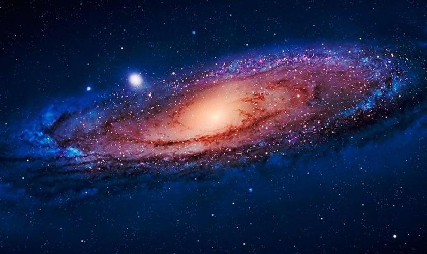 Cientistas têm apontado para a Bíblia como explicação para a descoberta de galáxias. (Foto: Reprodução)
