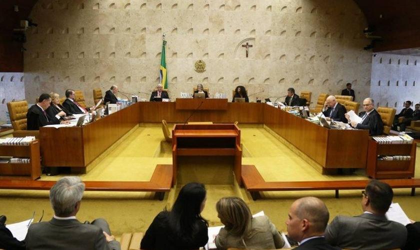 STF promoverá audiência pública para discutir a legalização do aborto. (Foto: Ailton de Freitas/Agência O Globo)