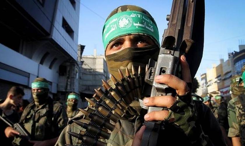 Autoridades da ONU visitaram Gaza para tentar manter uma trégua entre Israel e o Hamas. (Foto: Reprodução).