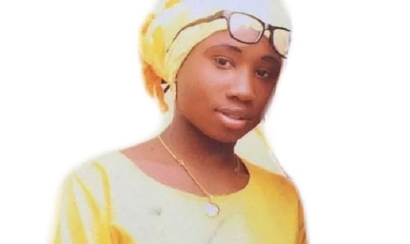 De todas as 110 garotas sequestradas, Leah Sharibu foi a única não libertada. (Foto: Reprodução).