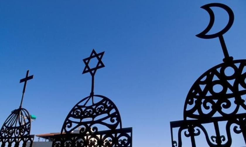 """Israel pode ser descrito como um """"caldeirão"""" religioso, político e ideológico. (Foto: Reprodução)"""