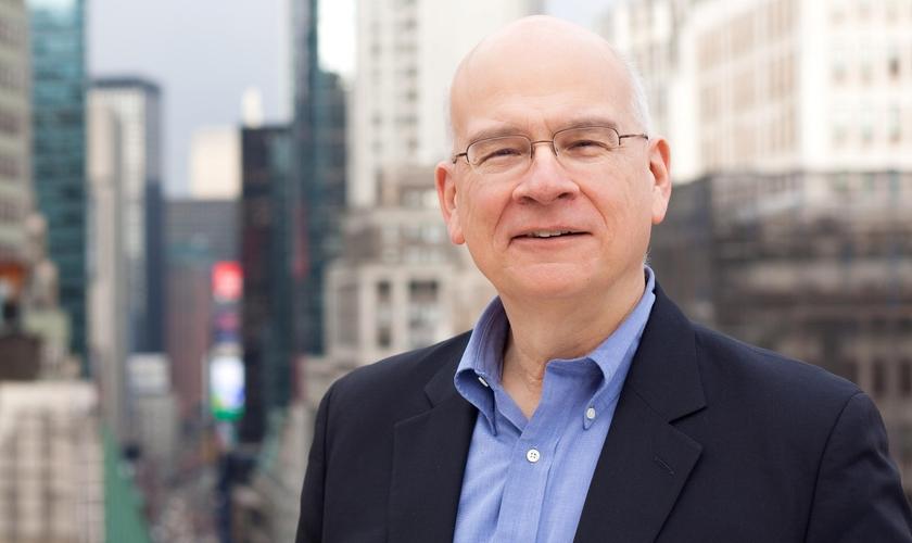 O pastor Tim Keller fará parte de uma conferência promovida pela City to City América Latina em maio. (Foto: Reprodução)