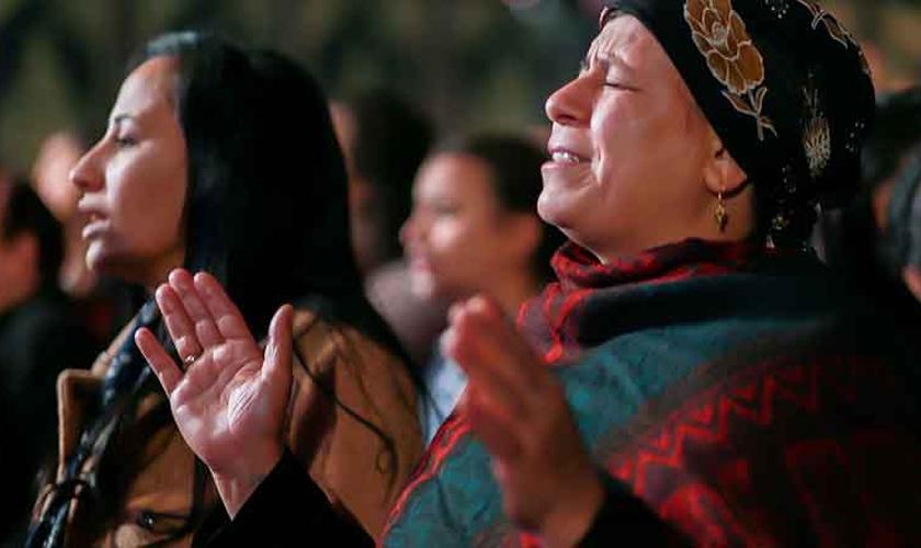 Estimativas indicam que o número de cristãos no Irã continuará crescendo nos próximos anos. (Foto: Portas Abertas)