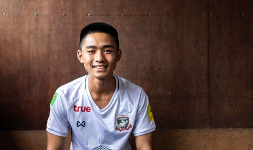 Adun conta que foi Deus quem o ajudou a sair com vida da caverna. (Foto: Compassion International/Piyamary Shinoda)