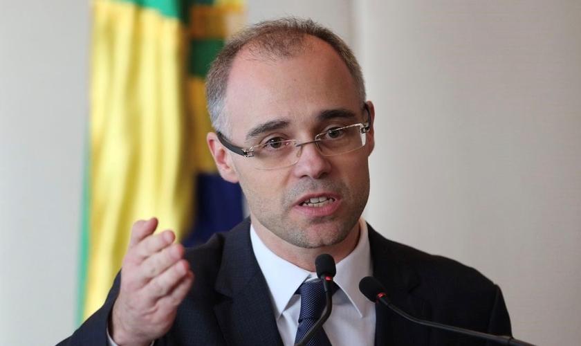 André Mendonça, ministro da AGU. (Foto: Fabio Rodrigues Pozzebom/Agência Brasil)