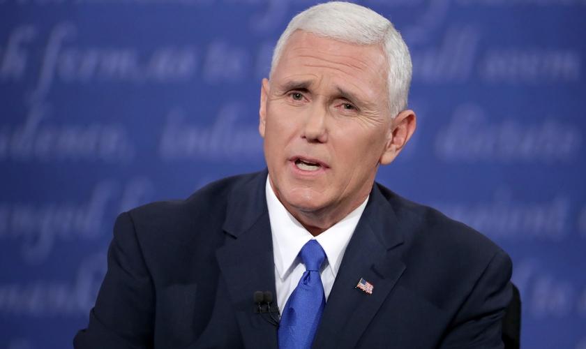 Mike Pence é vice-presidente dos Estados Unidos. (Foto: Chip Somodevilla/Getty Images)