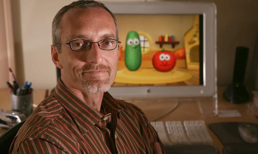 """Phil Vischer é o criador da famosa série infantil cristã """"Vegetais"""". (Foto: Academic Dictionaries and Encyclopedias)"""