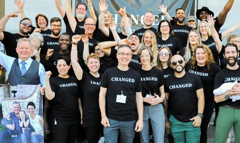 Integrantes do Movimento CHANGED chegam à Washington para levar suas pautas de reivindicação aos políticos. (Foto: Reprodução/Changed)