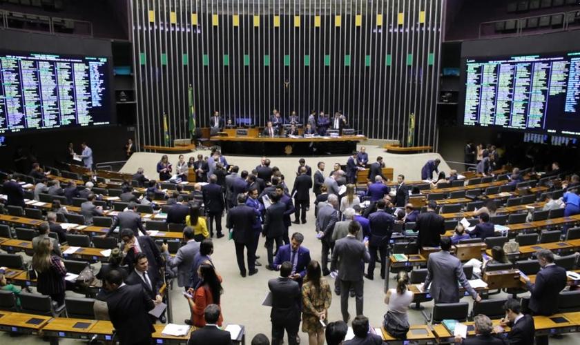 Plenário da Câmara dos Deputados. (Foto: Luis Macedo/Câmara dos Deputados)