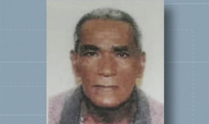 Francisco Paulo da Silva estava trabalhando quando foi atingido durante assalto. (Foto: Reprodução/TV Globo)