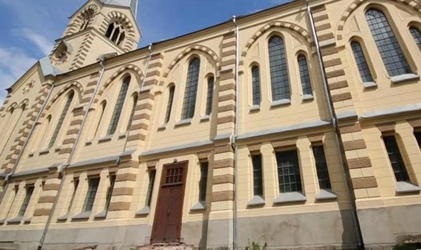 As igrejas evangélicas russas estão sendo alvo das autoridades para fechamento e outras restrições. (Foto: Reprodução/Barnabas Fund)
