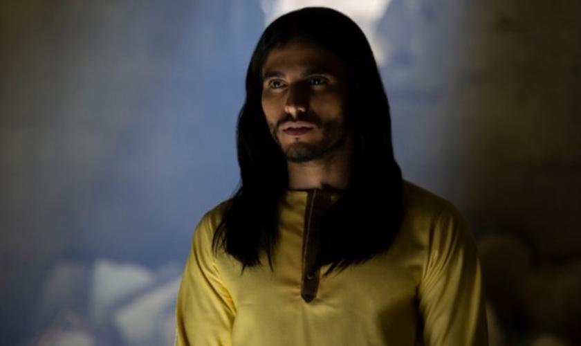 Cena da série Messiah, da Netflix. (Foto: Reprodução/Netflix)