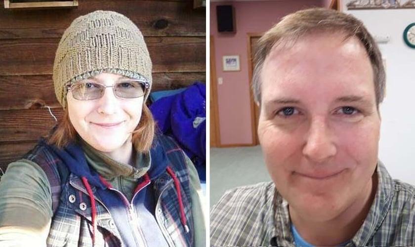 Michael Cresci passou 24 anos de sua vida como uma mulher, mas retomou sua verdadeira identidade. (Foto: Arquivo pessoal)