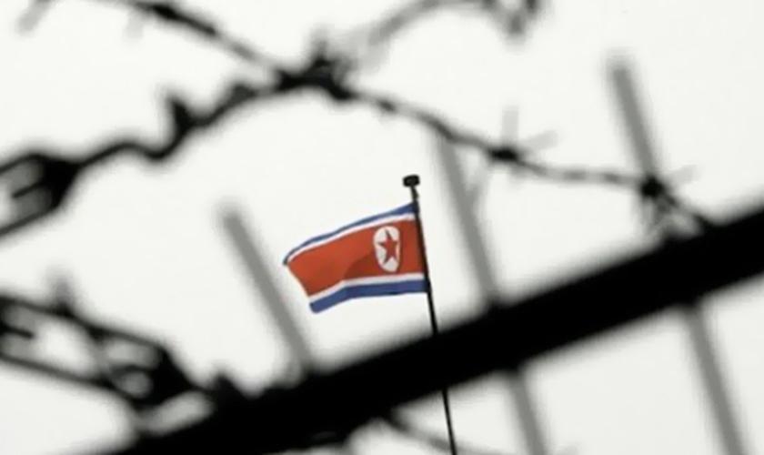 A Coreia do Norte permanece pelo 19º ano consecutivo como o país número um em perseguição aos cristãos. (Foto: Voice of Persecuted)