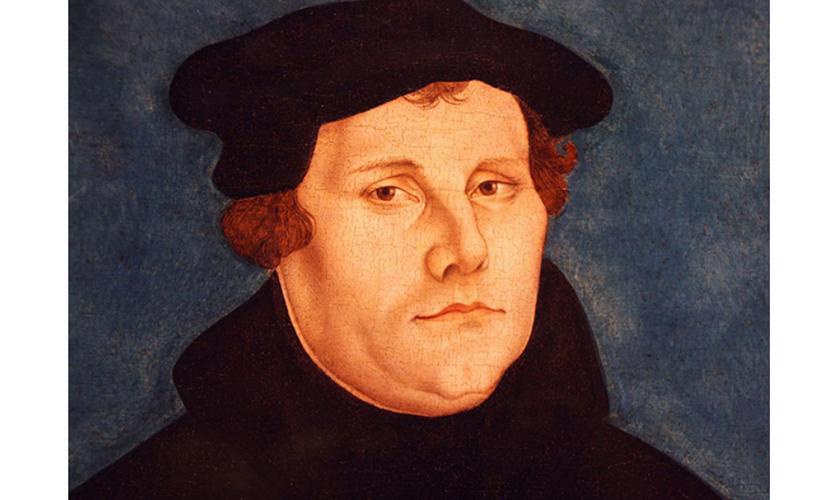 Martinho Lutero. (Foto: Reprodução/Luteranos)