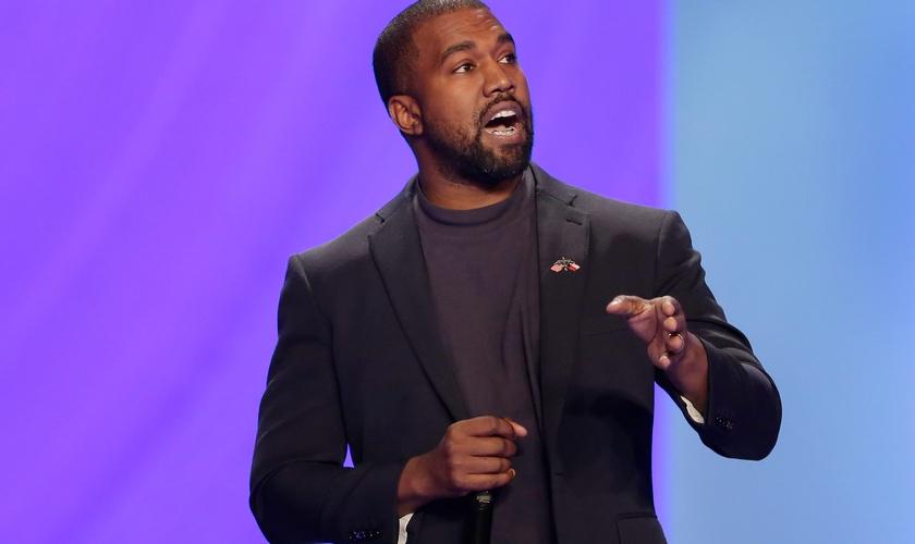 "Kanye West lançou recentemente o álbum ""Jesus is King"" (""Jesus é Rei'). (Imagem: USA Today)"