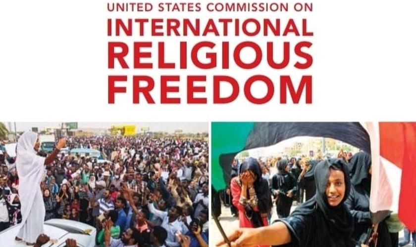 Reprodução da capa do relatório sobre liberdade religiosa. (Foto: Reprodução/Anajure)