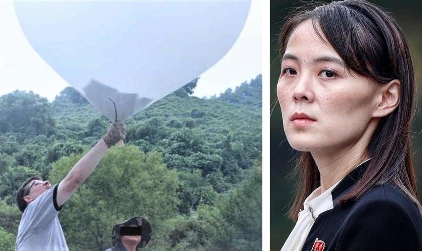 Kim Yo Jung, irmão do ditador da Coreia do Norte, Kim Jong-Un. (Foto: Reprodução/Exame/VOMC)