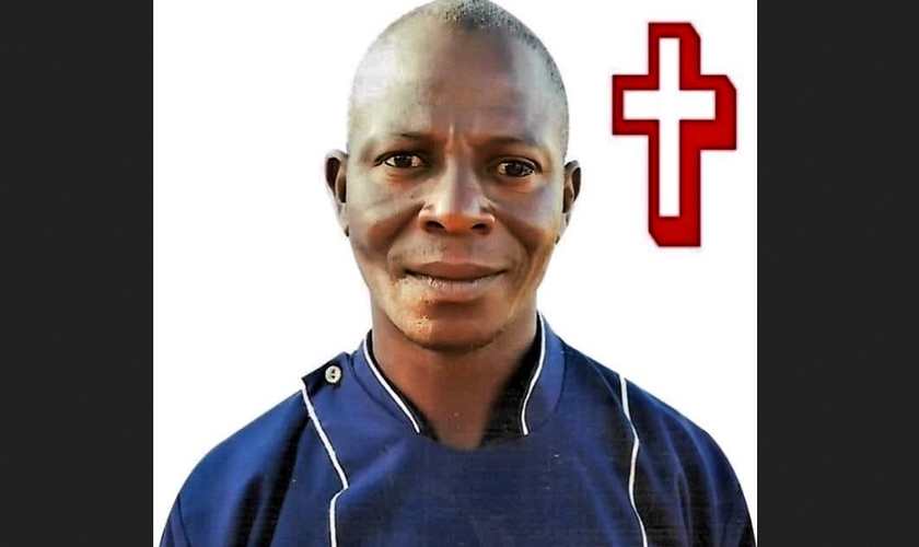 Pr. Bulus Bayi, assassinado enquanto ele trabalhava em sua fazenda na vila de Sabon Gari Gusawa. (Foto: Reprodução / Morning Star News)