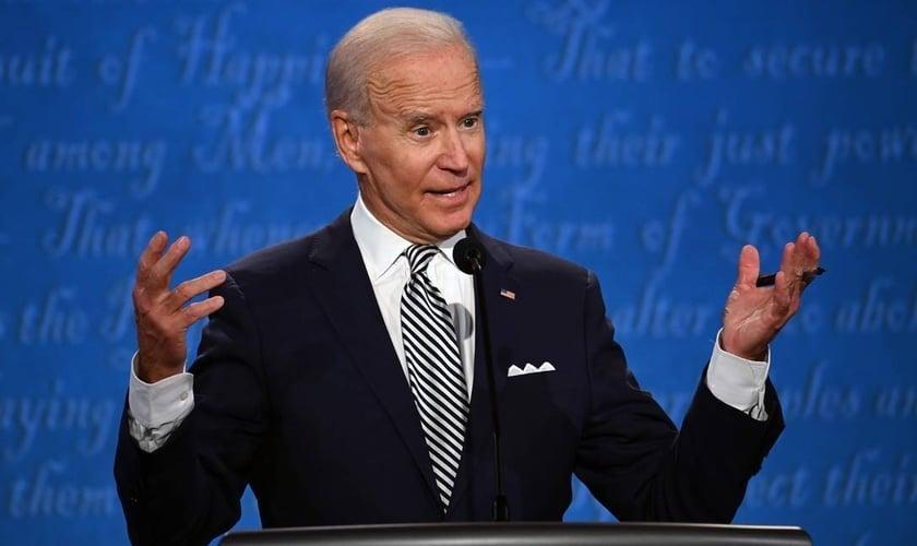 Joe Biden é o candidato do Partido Democrata nas eleições de 2020, nos EUA. (Foto: AFP)