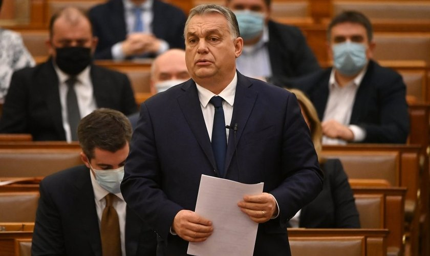 O primeiro-ministro da Hungria, Viktor Orban, tem defendido valores conservadores no país. (Foto: MTI/Illyés Tibor)