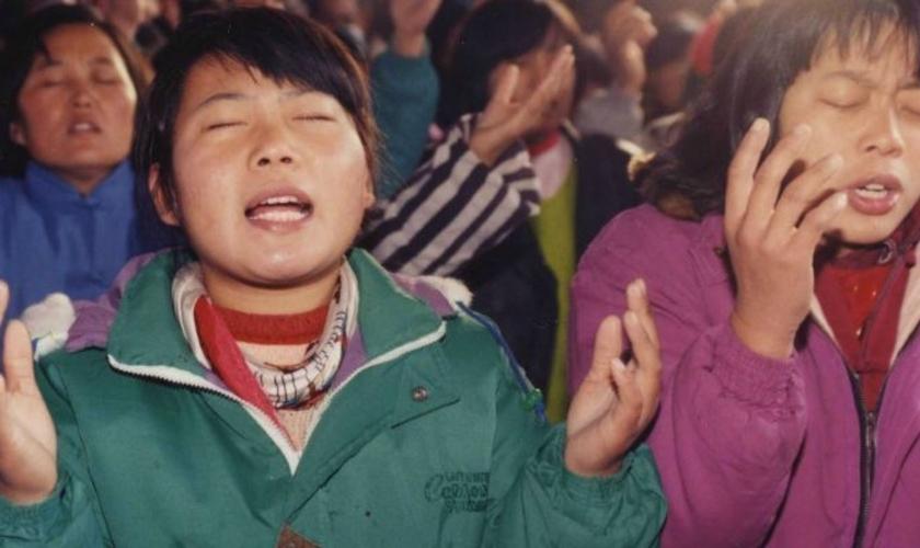 Apesar da intensa perseguição aos cristãos, a Igreja continua crescendo na China. (Foto: Portas Abertas)