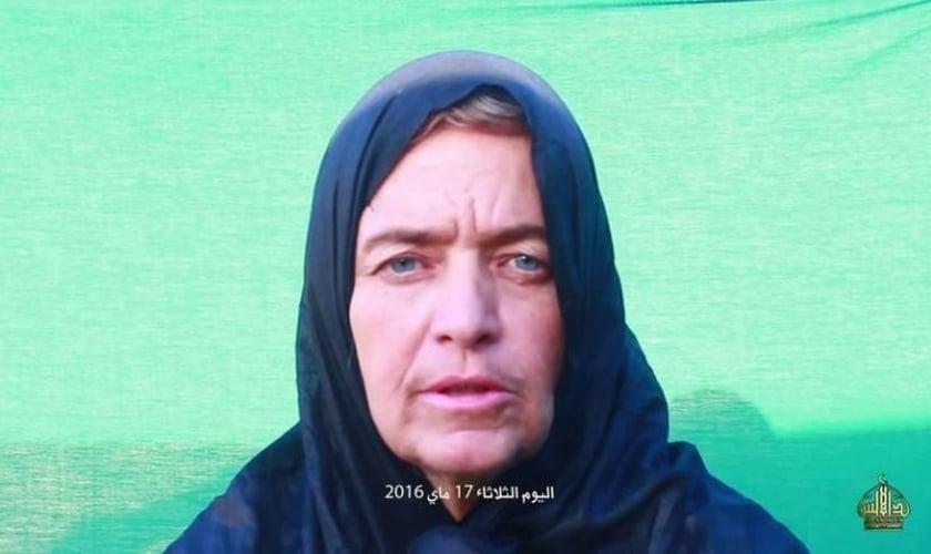 A suíça Béatrice Stöckli era missionária em Timbuktu, no Mali. (Foto: Reprodução).