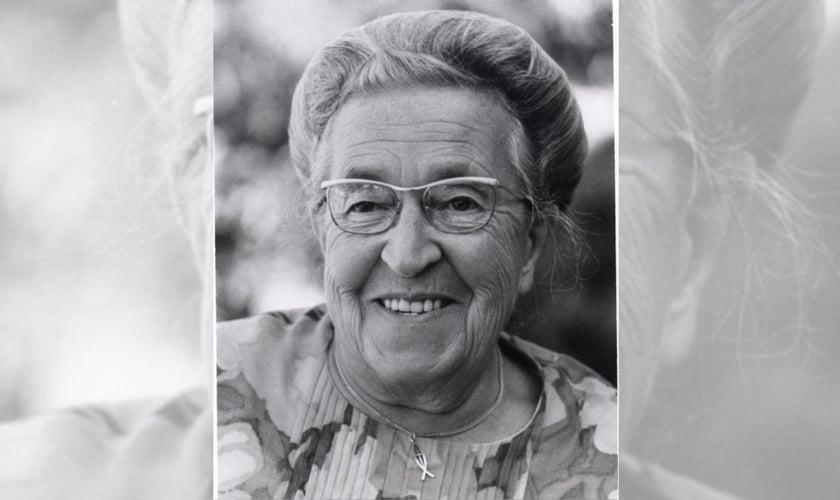 A missionária holandesa Corrie ten Boom. (Foto: Reprodução / Her Culture)