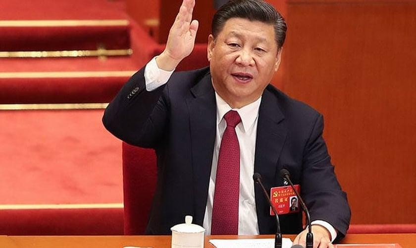 O presidente chinês, Xi Jinping. (Foto: Reprodução / UGCN)