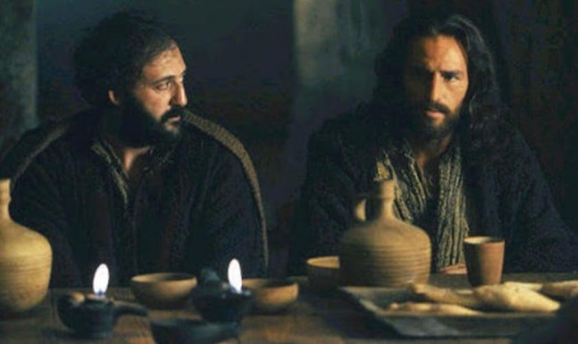 """Cena do filme """"Paixão de Cristo"""". (Foto: Reprodução / Internet)"""