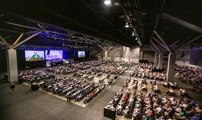 Assembleia Geral da Igreja Presbiteriana na América, realizada entre junho e julho de 2020. (Foto: byFaith Magazine)