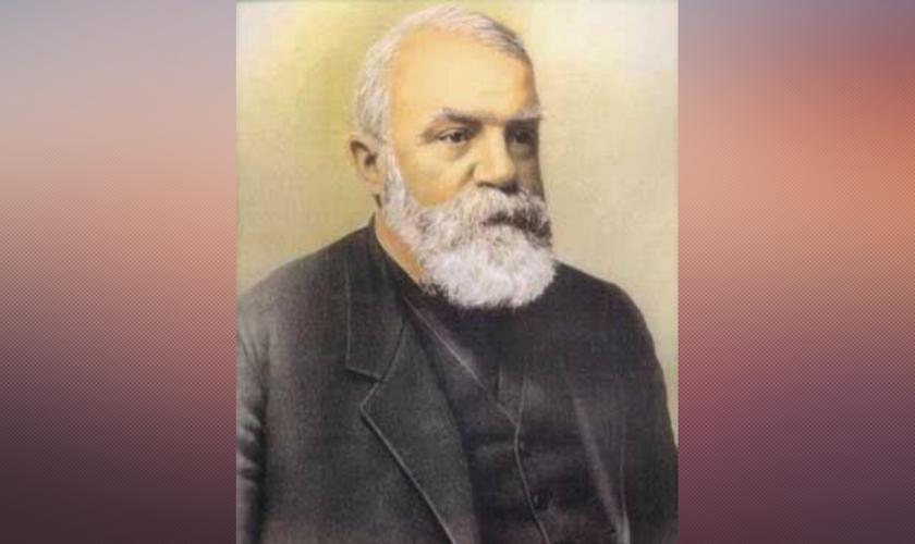D. L. Moody era apaixonado pela educação cristã. (Foto: Reprodução / Moody)