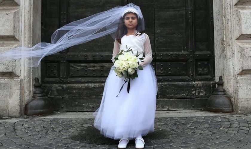 Governador de Nova York assina lei que proíbe casamento infantil no Estado. (Foto: Getty Images/G.Bouys)