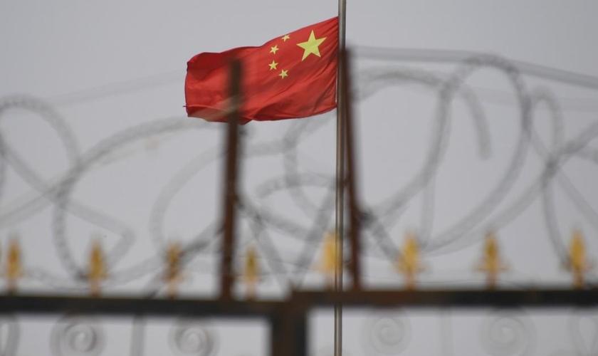 A perseguição religiosa na China se intensificou em 2020, com milhares de cristãos afetados. (Foto: Greg Baker/Getty Images).