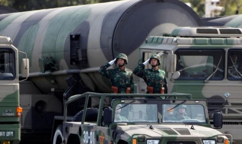Campo em construção foi o segundo descoberto em menos de dois meses. (Foto: Reuters)