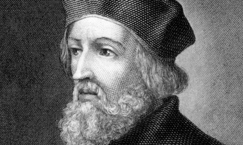 John Huss foi o mais importante reformador do século 15. (Foto: Reprodução / iROZHLAS)