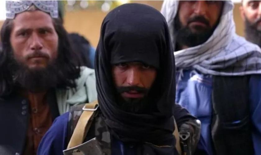 Combatentes do Talibã na província de Bactro e em outros lugares têm avançado rapidamente. (Foto: BBC)