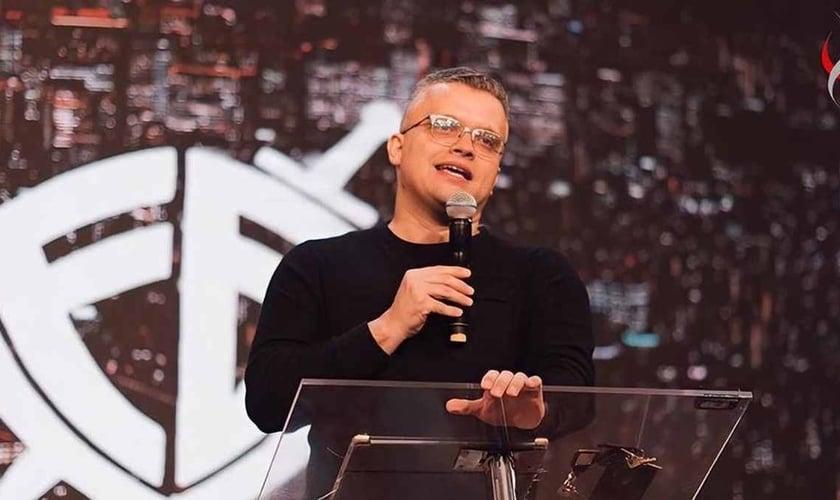 Pastor Drummond Lacerda, da Igreja Batista da Lagoinha. (Foto: Reprodução)