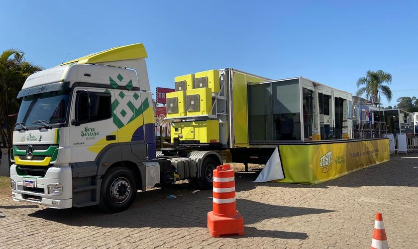 A Carreata do Sertão é uma iniciativa da Junta de Missões Nacionais. (Foto: JMN).