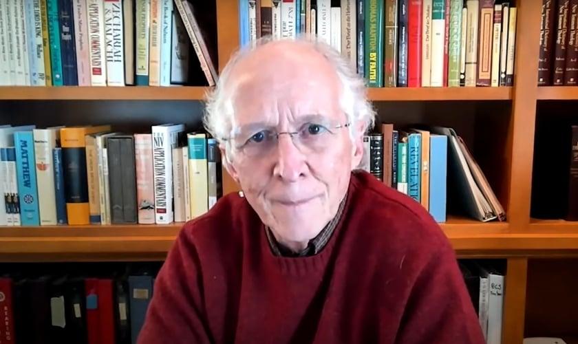 Teólogo e escritor John Piper, líder do ministério Desiring God. (Foto: Reprodução: YouTube)