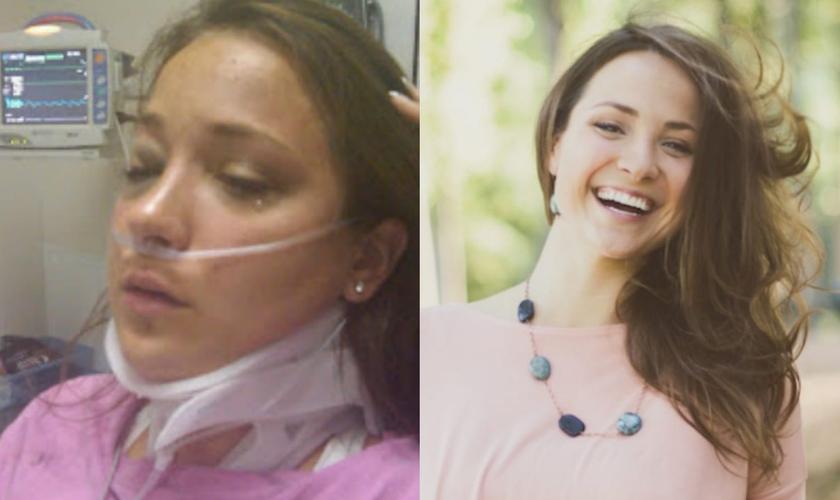Deus se revelou a Mary Isom através de um acidente de carro. (Foto: Reprodução).