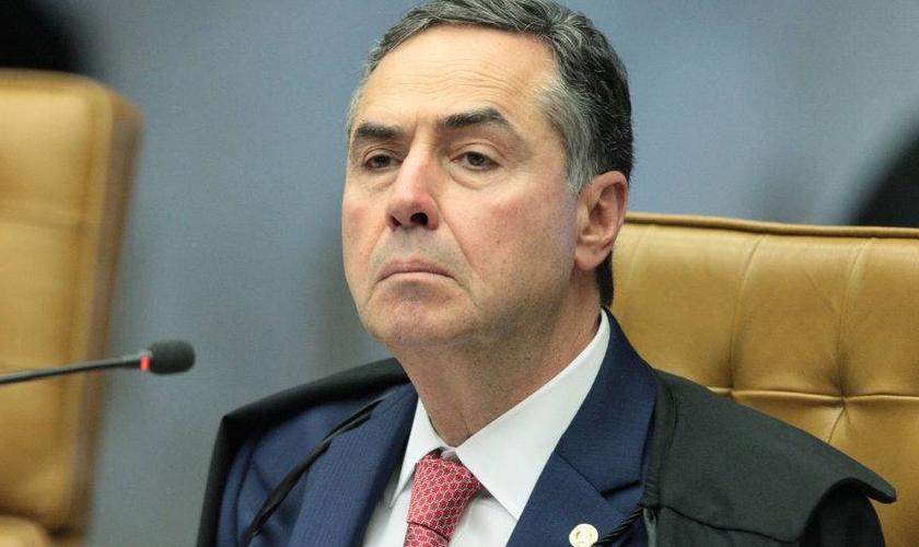 Ministro Luís Roberto Barroso, do Supremo Tribunal Federal. (Foto: Carlos Moura/STF)
