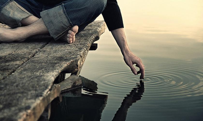 Reflexão _ imagem ilustrativa