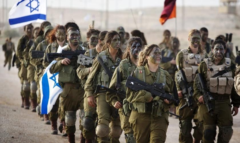 30% dos soldados afirmam crer em Jesus como Messias. (Foto: Reprodução)